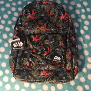 Other - Star Wars BOBA FETT Loungefly Backpack